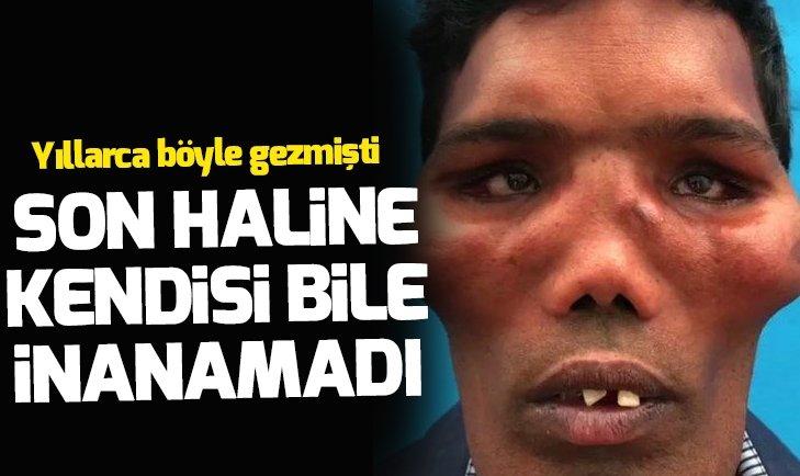 SON HALİNE KENDİSİ BİLE İNANAMADI!