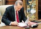 Son dakika: Başkan Erdoğan'dan Yeni Askerlik Kanunu'na onay