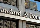 S&P TÜRKİYE'NİN NOT GÖRÜNÜMÜNÜ DEĞİŞTİRDİ