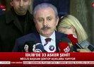 Son dakika: Mustafa Şentop: Büyük operasyon devam ediyor   Video