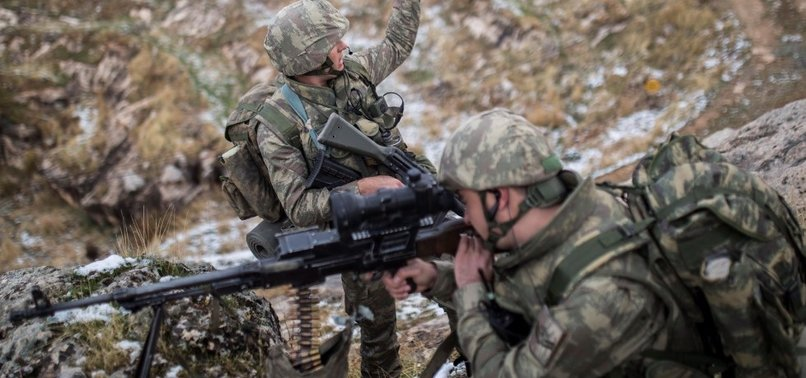 Son dakika: Bakanlık duyurdu: 6 PKK'lı terörist etkisiz hale getirildi