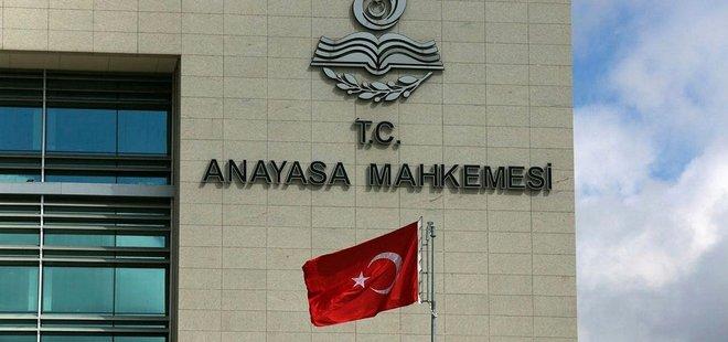 AYM, CHP'NİN 'ÖRTÜLÜ ÖDENEK' BAŞVURUSUNU REDDETTİ