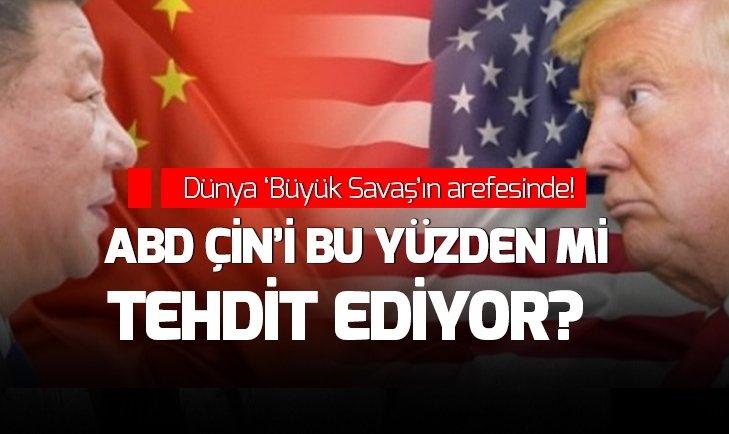 UNUTMA - DÜNYA 'BÜYÜK SAVAŞ'IN AREFESİNDE!