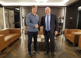 Ertuğrul Sağlam Samsunspor ile anlaştı