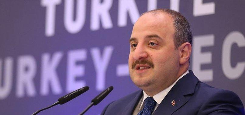 Son dakika | Sanayi ve Teknoloji Bakanı Mustafa Varank: 220 binin üzerinde vatandaşımıza yeni iş imkanları doğacak