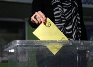 Seçim anketi sonuçları açıklandı! İşte İstanbul 31 Mart 2019 yerel seçim anketi