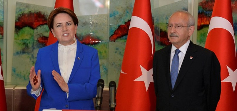 'İYİ PARTİ, HDP'NİN ALTINDA KALDI' İSYANI