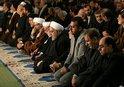 RUHANİ CUMA NAMAZINI YARIM BIRAKTI İRAN'DA OLAY OLDU