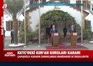 Dışişleri Bakanı Çavuşoğlu ve KKTC Cumhurbaşkanı Tatar'dan kritik açıklamalar