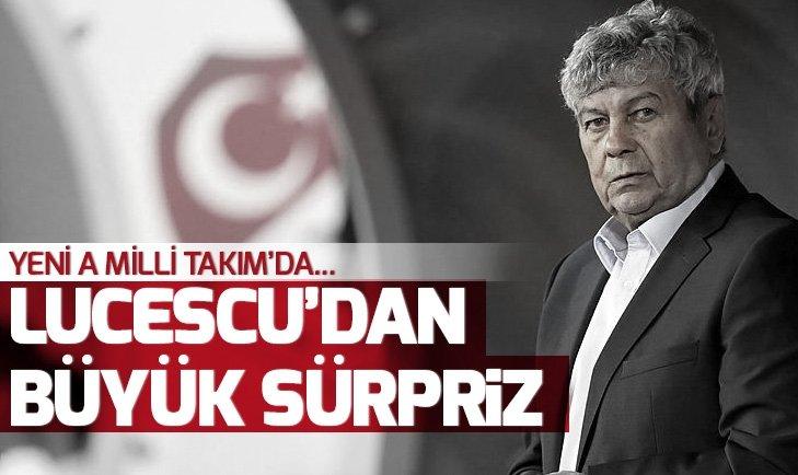 A MİLLİ TAKIM'IN MUHTEMEL KADROSU!