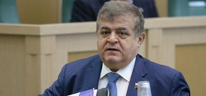 RUSYA'DAN SURİYE'DE KOALİSYON AÇIKLAMASI