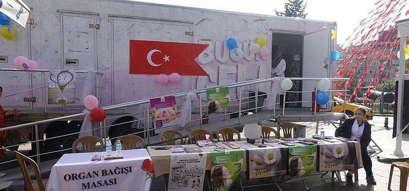 İSTANBUL'DA 700 BİN KİŞİ KANSER TARAMASINDAN GEÇTİ