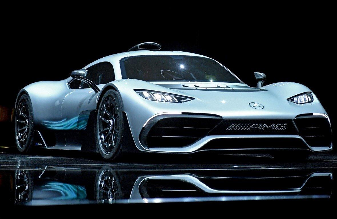 2017 mercedes benz amg project one concept galeri a haber for Mercedes benz amg project one