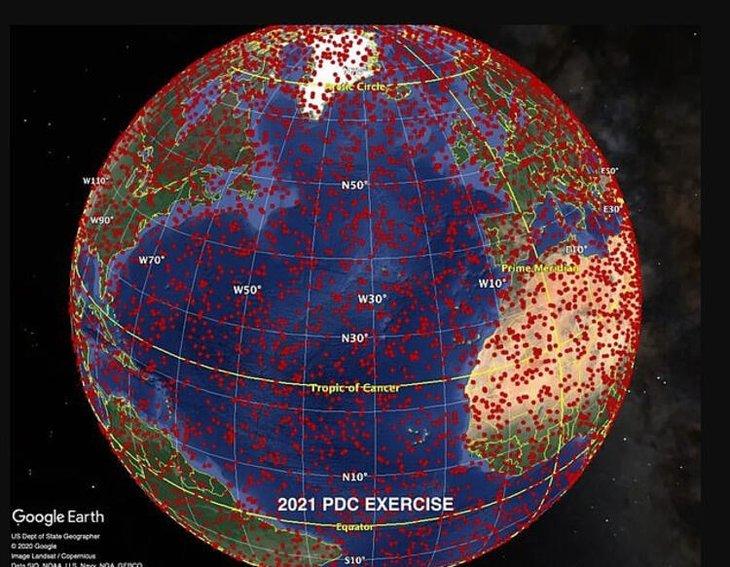 Son dakika | NASA'dan dikkat çeken araştırma! Türkiye de riskli bölgede
