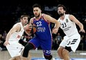 THY EUROLEAGUE: ANADOLU EFES: 82 - REAL MADRİD: 84