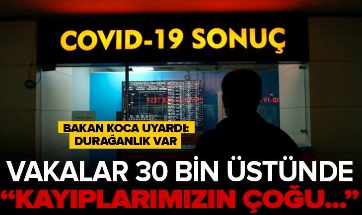 Son dakika: Sağlık Bakanlığı 12 Ekim 2021 Kovid-19 vaka ve vefat tablosu | Türkiye'de koronavirüsten kaç kişi öldü vaka sayısı ne kadar?