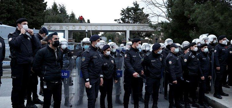 Boğaziçi olayları nedir | İkinci Gezi'nin adresi Boğaziçi Üniversitesi! İşte öğrenci dedikleri kişilerin gerçek yüzleri