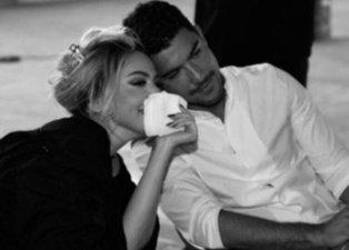 Hadise ve Kaan Yıldırım'dan ayrılık iddialarına romantik yalanlama
