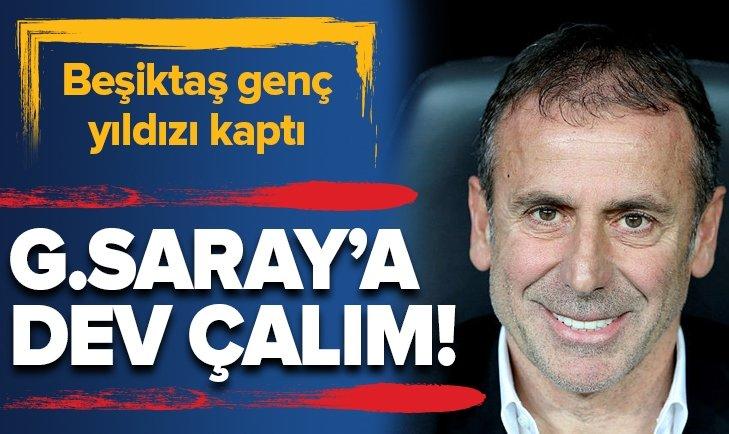 BEŞİKTAŞ'TAN GALATASARAY'A TRANSFER ÇALIMI!