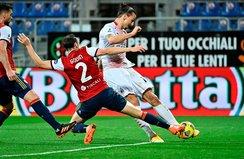 Milan, Cagliari'yi deplasmanda mağlup etti