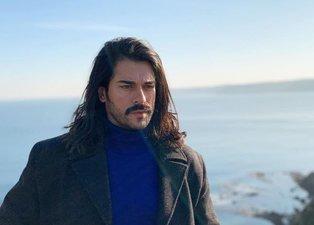 Kuruluş Osman oyuncusu Burak Özçivit ve Ayşen Evcen'in pozları gündem oldu