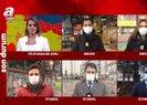 İstanbul ve Ankarada hızlı dakikalar yaşandı
