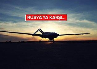 Türk SİHA'ları Rusya'ya karşı! Dünya Türk SİHA'larını konuşuyor
