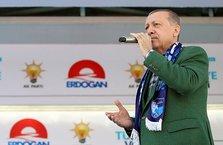 Cumhurbaşkanı Erdoğan: Dolarınızı avronuzu Türk Lirasına çevirin
