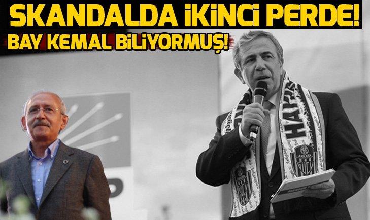 Mansur Yavaş'ın sahte senet skandalında 2. perde: Kemal Bey biliyordu!