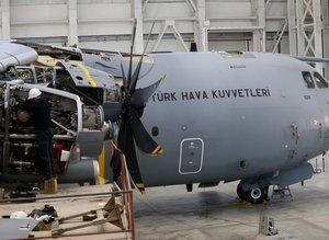 A400M'lerin dünyadaki alternatif bakım merkezi Türkiye