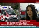 Son dakika haberi... İtalyada çalışan sağlık çalışanı Hazal Karabaş son durumu A Habere anlattı! Her 10 kişiden 9u hastaneye gidemeden ölüyor |Video
