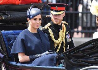 Kraliyet ailesinde Prens Harry ve Meghan Markle'ın yerine geçecek isimler belli oldu
