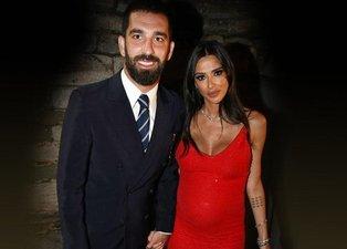 Arda Turan'ın eşi Aslıhan Doğan ikinci kez hamile