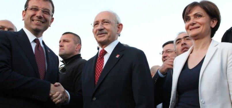 CHP'li Canan Kaftancıoğlu 29 Ekim'de 'Atatürk' diyemedi! Sosyal medyada tepkiler çığ gibi
