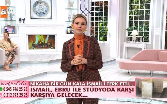 Τελευταία στιγμή … Esra Erol ζωντανή μετάδοση την Τετάρτη 30 Δεκεμβρίου | Video ATV