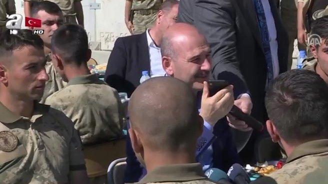 Başkan Erdoğan'dan Kato Dağı'na canlı bağlantı