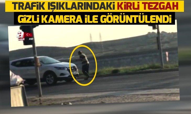 KİRLİ TEZGAHI GİZLİ KAMERA ORTAYA ÇIKARDI!