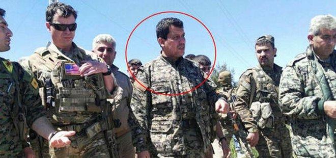 ABD'Lİ KOMUTAN KIRMIZI BÜLTENLE ARANAN PKK'LI İLE...