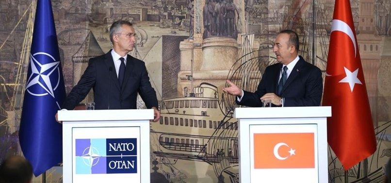 TÜRKİYE İLE NATO ARASINDA ÖNEMLİ GÖRÜŞME