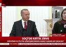 Başkan Erdoğan ve Putin arasında kritik Suriye görüşmesi