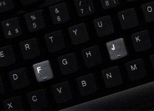 Her klavyede var! Peki o çizgiler ne işe yarıyor? Çok şaşıracaksınız