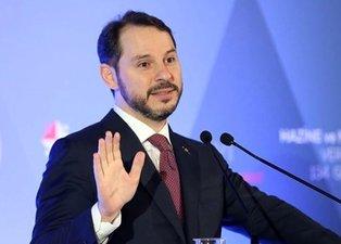 Ekonomik saldırı kampanyasına karşı Hazine ve Maliye Bakanı Berat Albayrak'a büyük destek
