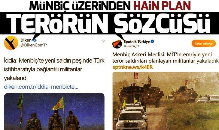 SPUTNİK VE DİKEN'DEN YENİ ALGI OPERASYONU