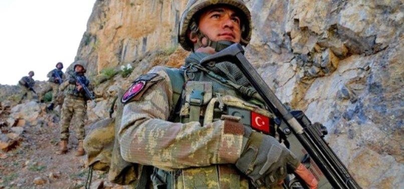 DİYARBAKIR'DA 5 TERÖRİST ÖLDÜRÜLDÜ
