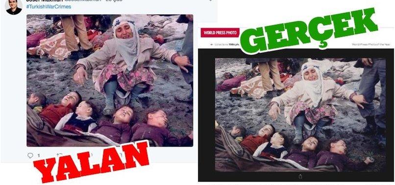 PYD/PKK, DEPREMZEDELERİ AFRİN YALANLARINA ALET ETTİ