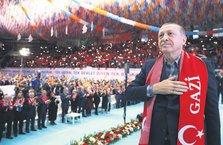 Cumhurbaşkanı Erdoğan: Durmayacağız, vazgeçmeyeceğiz