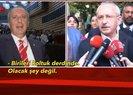 CHP Genel Başkanı Kılıçdaroğlundan İnce talimatı