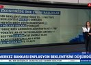 Son dakika: Merkez Bankası'ndan 'enflasyon' açıklaması |Video