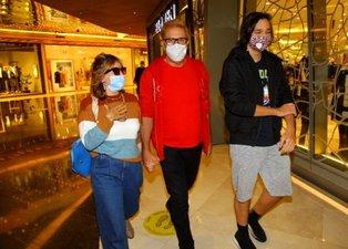 Fotoğrafları ifşa olan Cem Özer eşi Pınar Dura ile el ele yakalandı