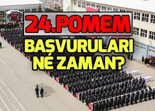 24.dönem POMEM başvuruları ne zaman başlayacak? Polis alımı başvuru şartları neler?
